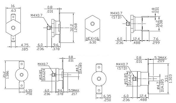 ksd系列温控器